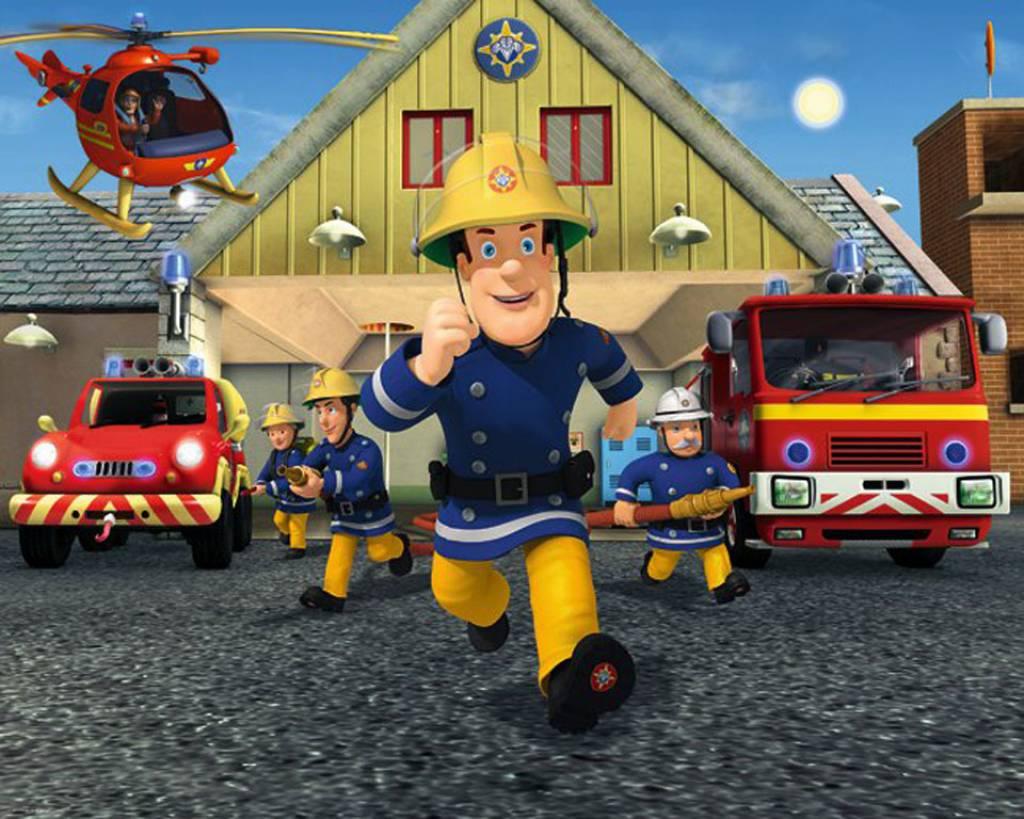 Brandweerman Sam kamp